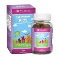Wellness Gummy Kids 70's - Multivitamin Anak, Meningkatkan Nafsu Makan