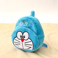 Tas Boneka Ransel Sekolah Anak Laki-Laki Karakter Doraemon Halus Lucu