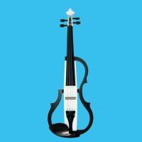 KINGLOS Biola Electric SDDS 1802 Violin Elektrik 3 EQ Band