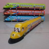 Mainan Kereta Api Argo Bromo - Mainan Kereta Dorong Argo Bromo