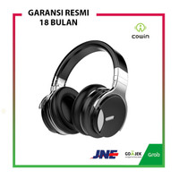 Cowin E7S / E7MD Active Noise Cancelling Wireless Headphone Bluetooth - Hitam