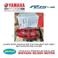 LAMPU STOP YAMAHA R15 VVA/TAILLIGHT UNIT ASSY BK7-H4710-00 R15 VVA 155
