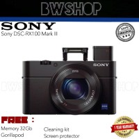 Sony DSC-RX100 III - Sony RX100 Mark III