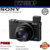 Sony DSC-RX100 VII - Sony RX100 Mark VII