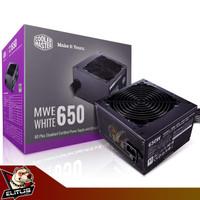 PSU Cooler Master MWE 650W White V2 80 Plus Powe Supply