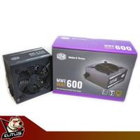 Power Supply Cooler Master MWE 600W 80 Plus Bronze V2 PSU