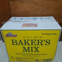 anchor bakers mix butter blend 1kg repack