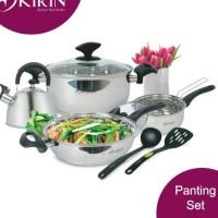 Panci Set Kirin Stainless|Panci Set Kirin Panting Series|Cookware Set