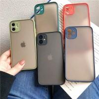 Iphone 7 Plus Soft Case Matte Frosted Case Aero Full Kamera