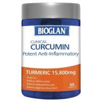 Bioglan Curcumin Anti inflammatory 15800 mg 60 tablets