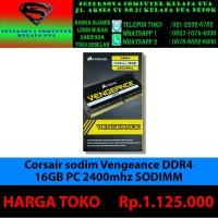 Corsair sodim Vengeance DDR4 16GB PC 2400mhz SODIMM