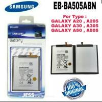 Baterai Battery Original Samsung Galaxy A30 , A305 , A305F EB-BA505ABN