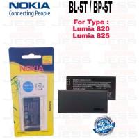 Baterai Original Nokia BL-5T BL5T BP-5T BP5T BP 5T Lumia 820 Lumia 825