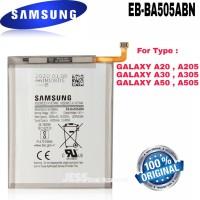 Baterai Battery Original Samsung Galaxy A50 , A505 , A505F EB-BA505ABN