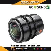 Viltrox S 20mm T2.0 Cine Lens