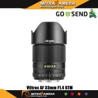 Viltrox AF 33mm f1.4 STM