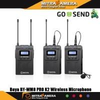 Boya BY-WM8 PRO K2 Wireless Microphone