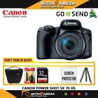 CANON POWER SHOT SX70 HS