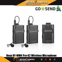 Boya BY-WM4 Pro-K2 Wireless Microphone