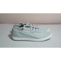 Sepatu Adidas Original Tennis Courtflash X Wanita Ukuran EU 39 1/3