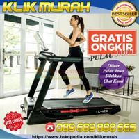 Treadmill elektrik 4HP [ TL 126 ] GARANSI - PUAS & GAGAH