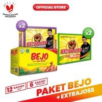 Paket Bejo Jahe Merah + Extra Joss Kuat 3