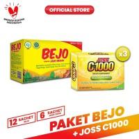 Paket Bejo + Joss C1000 Vitamin C Anti Masuk Angin