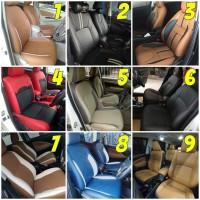 Sarung Jok Mobil Toyota Avanza Otomotifku Bahan Mbtech Camaro Terbaik