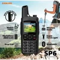 Evercoss SP6 Walkie Talkie Garansi Resmi