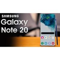 SAMSUNG Galaxy Note 20 8GB/256GB RAM 8GB ROM 256GB Garansi Resmi
