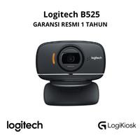 LOGITECH B525 Webcam HD Foldable - GARANSI RESMI