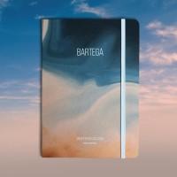Bartega x Papermark Watercolor Sketchbook (A5 Size)