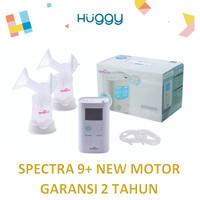 Breast Pump Spectra 9 Plus 9+ Advance Pompa Asi Dua Corong Electric - No Bubblewrap