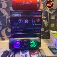 SPEAKER JAVI BOOMBOX BT CB005 LED