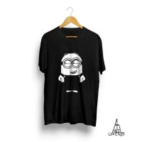BIG SALE !!! Kaos distro pria / T-shirt pria / Baju pria Minion Look