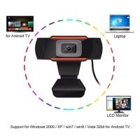 Webcam 1080P Full HD USB Web Camera