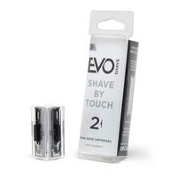EvoShave Cartridge Pack - Refill Pisau Cukur Isi 2 pcs & 4pcs