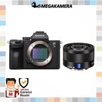 Sony Alpha 7III / a7 III Mirrorless 7 Mark3 Camera A7III + FE 35mmf2.8