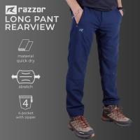 Celana Gunung Quickdry Hiking Pria Razzor Rearview Original