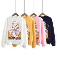 Tshirt Anak Remaja Baby Hijab 10-15tahun | Baju Anak ABG Best Seller