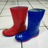 Sepatu Boots Karet Anak AP Boots Original