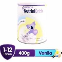 Nutricia Nutrinidrink Powder 400gr