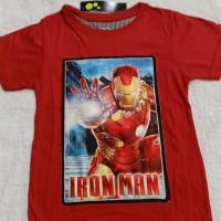Baju Nyala LED Iron Man