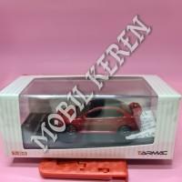 Tarmac Works Final Edition Mitsubishi Lancer Evolution X Red