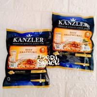 Sosis Kanzler Beef Bratwurst