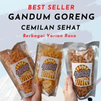 Cemilan Sehat / Cemilan Gandum Goreng / Snack Sehat