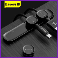 Baseus Peas Cross Cable Clip Magnet Kabel Holder Magnetic Organizer