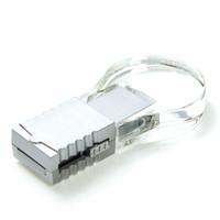 Souvenir Promosi Logo Perusahaan USB Flashdisk Acrylic Lampu