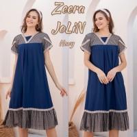 Daster Arab Tunik Jolin by Zeera Original / Baju Wanita