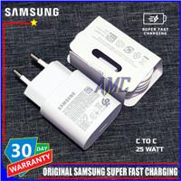 Charger Samsung Note 20 Note 20 Ultra ORIGINAL 100% C TO C 25 Watt